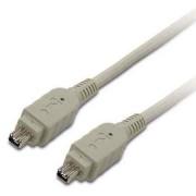 Firewire kábel 4P-4P 1.8M