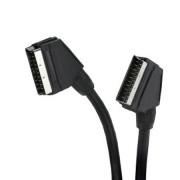 SCART dugó - dugó kábel 1M EDC