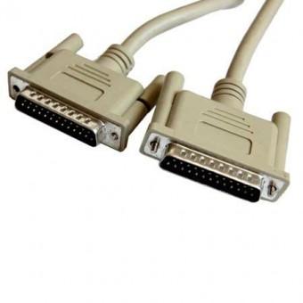 RS232 null modem dugó - dugó 3M