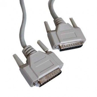 RS232 null modem dugó - dugó 5M