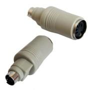 Billentyuzet adapter 6P dugó - 5P aljzat