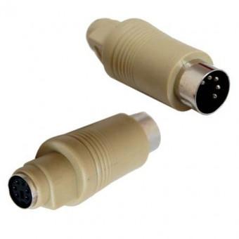 Billentyuzet adapter 6P aljzat - 5P aljzat