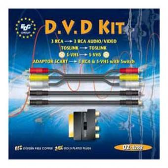 DVD házimozi szett 3