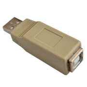 "USB dugó ""A"" - aljzat ""B"" adapter"