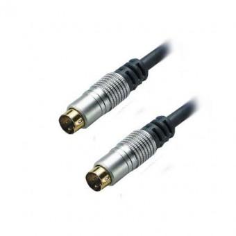 SVHS dugó - SVHS dugó kábel 3m