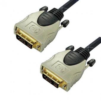 DVI - DVI kábel 3m