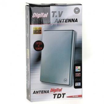 Panel antenna DVB-T tuner EDC