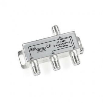 Splitter 3 kimenetes 5-1000MHz