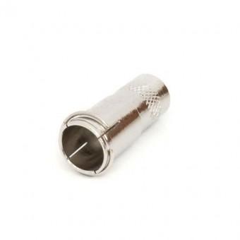 F csatlakozó dugó F5.6MM (gyors beszerelés)