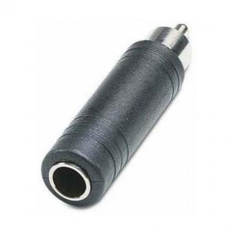 RCA dugó - 6.3 MO aljzat adapter