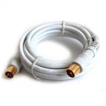 RF kábel dugó gold - aljzat gold 1.8M