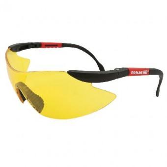 HD védoszemüveg sárga UV-F lencsékkel
