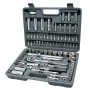 Kulcskészlet 1/2 coll és 1/4 coll 4-32MM FIRST