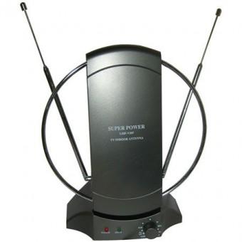 TV antenna erosítovel