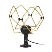 Hordozható TV antenna KORONA 12V 24V