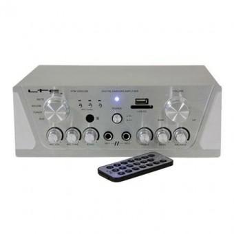 Karaoke erosíto és MP3 USB-SD lejátszó LTC ATM-2000 USB
