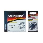 VIPOW EXTREME elem CR2016 1 db bliszter