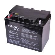 Zselés akkumulátor 12V 75Ah
