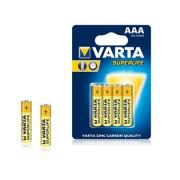 VARTA SUPERLIFE elem R03 4 db bliszter