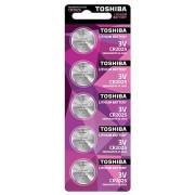 Elem CR2025 5 db bliszter TOSHIBA