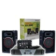 Hangosítás szett DJ-300