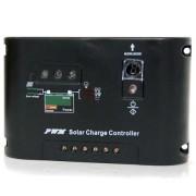 Napenergiás PV tölto kontroller 12V/24V 10A