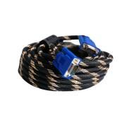 VGA kábel árnyékolt dugó-dugó 10m