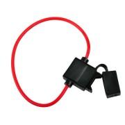 Aljzat autóbiztosítékhoz 30cm GNI0131-1