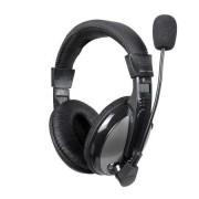 Mikrofonos fejhallgató ECHO INTEX