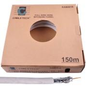 Koax kábel TV-SAT kábel (150m/k)