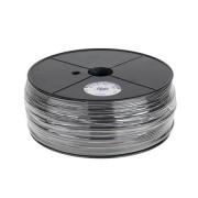 2RCA kábel fekete 250m EDC