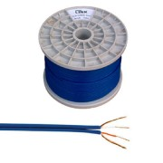 2RCA-4mm, kék