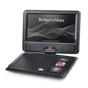 Hordozható DVD&DIVX lejátszó Krüger&Matz