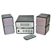 Mini hi-fi torony CD-vel, USB-vel és SD-vel Krüger&Matz