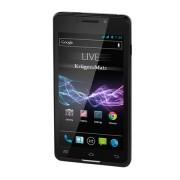 K & M LIVE quad-core okostelefon dual sim