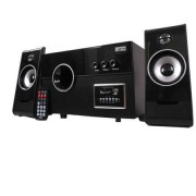 INTEX Subwoofer 2.1 FM-USB-SD 20W+2x10W