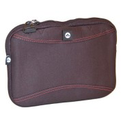 Netbook táska 10.2 coll fekete és piros