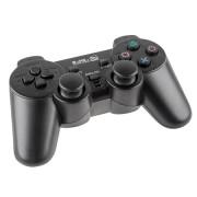 Vezeték nélküli Dual Schock PS3 PC játékkar Gamer Quer