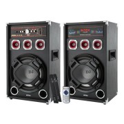 Intex DJ Professional hangfal 2x60W FM/SD/USB