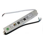 LED forrás IP67 folyamatos feszültség 350mA 28W