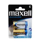 Alkáli elem MAXELL LR14 BLISZTER 2 db.