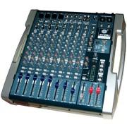 XM-12DA 300 WATT keveroerosíto + showeffektek 12 csatorna