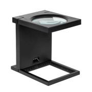 Álló asztali nagyító 108MM 2.5D 3XLED