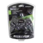OMEGA Gamepad Interceptor PC USB Bliszter