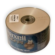 CD-R MAXELL 700MB 52X SPINDLE 50 db.