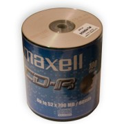CD-R MAXELL 700MB 52X SPINDLE 100