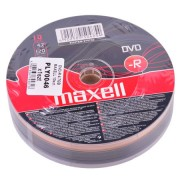 DVD-R 4.7GB MAXELL 10 db.