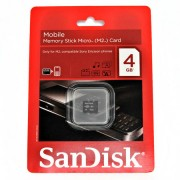 CARD MEMORY STICK MICRO M2 4GB