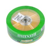 DVD+R MAXELL 8.5GB 8X DOUBLE LAYER 25 db.