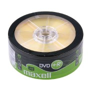 DVD+R MAXELL 4,7 GB 16X 25 db